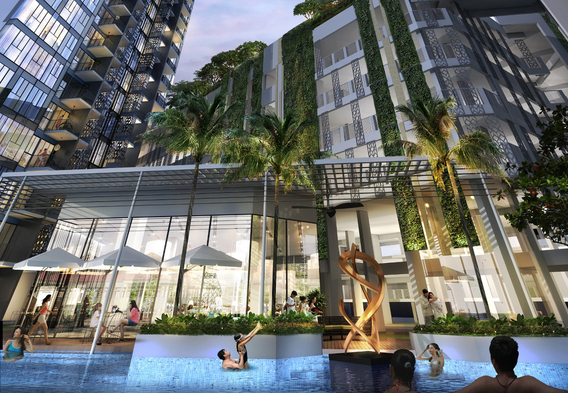 The GEM Residences :: New Toa Payoh Condominium