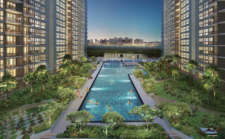 Lake Life EC by Evia Real Estate | Developer for the GEM Residences